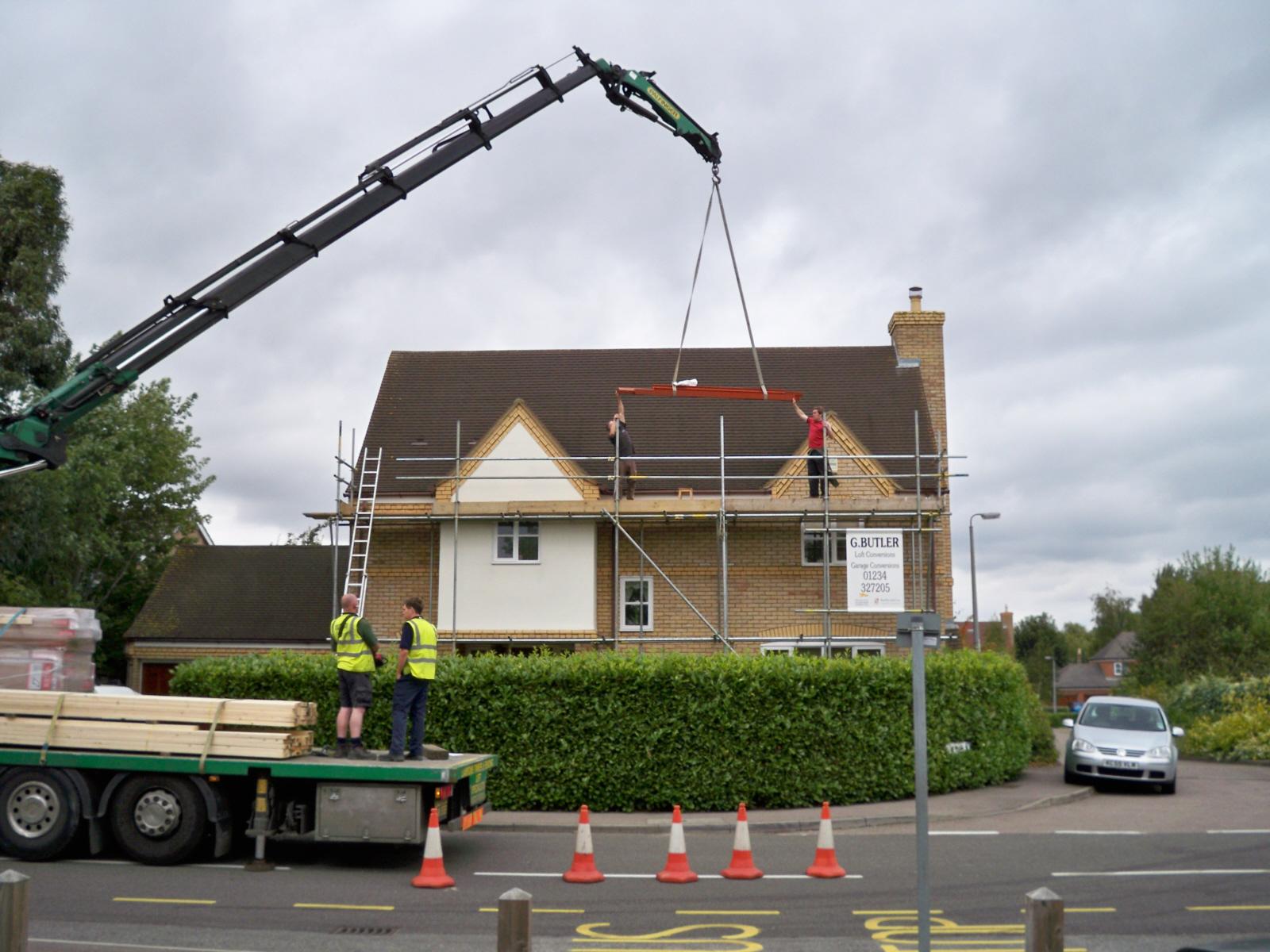 Loft Conversions Bedford